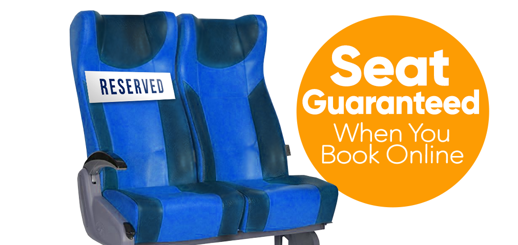 West Cork Connect Seat Guaranteed When You Book Online