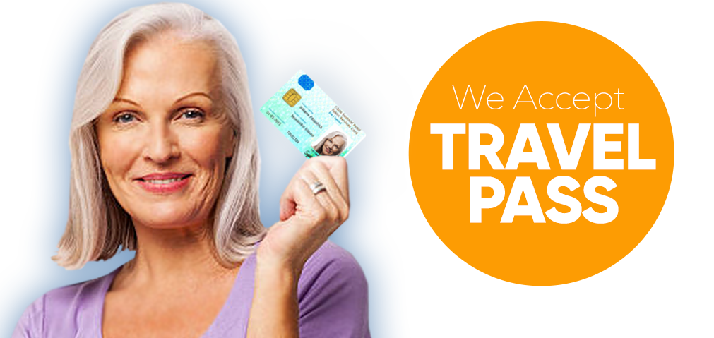 West Cork Connect Accept Free Travel Pass Card