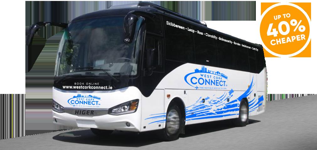 West Cork Connect Coach