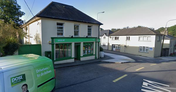 Leap to Skibbereen Westbound Bus Stop